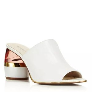 Kenneth Cole Louise Mules